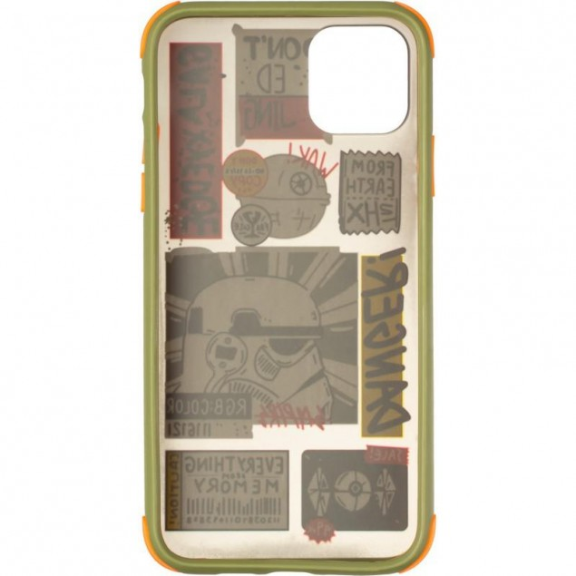 Mate Crazy Case for iPhone 11 Green