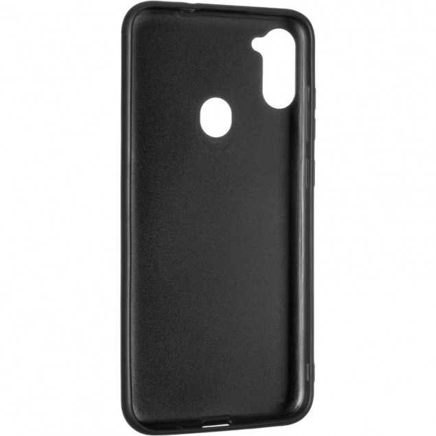 Jesco Leather Case for Samsung A115 (A11) Black