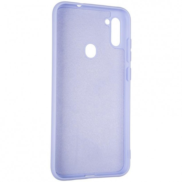 Full Soft Case for Samsung A115 (A11)/M115 (M11) Violet