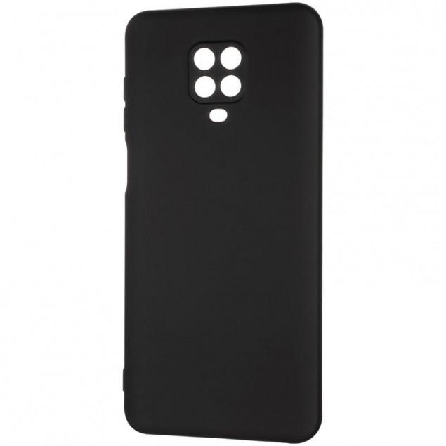 Full Soft Case for Xiaomi Redmi Note 9s Black