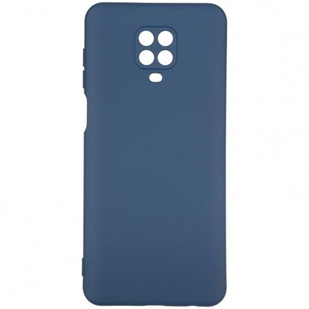 Full Soft Case for Xiaomi Redmi Note 9s Blue