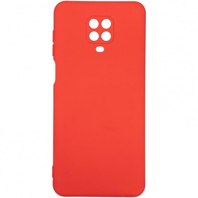 Full Soft Case for Xiaomi Redmi Note 9s Red
