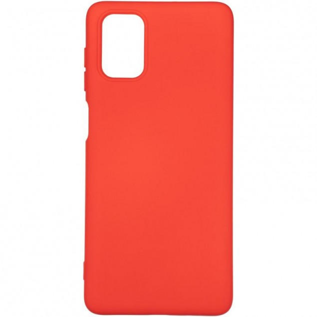 Full Soft Case for Samsung M515 (M51) Red