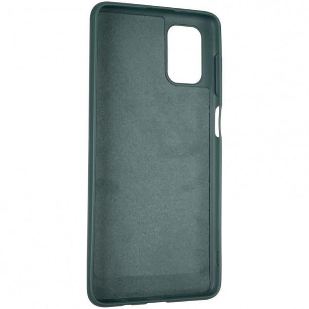 Full Soft Case for Samsung M515 (M51) Dark Green