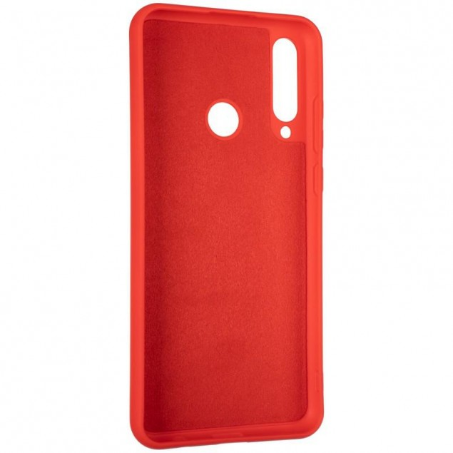 Full Soft Case for Huawei Y6P Red