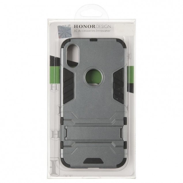 HONOR Hard Defence Series iPhone X Space Gray
