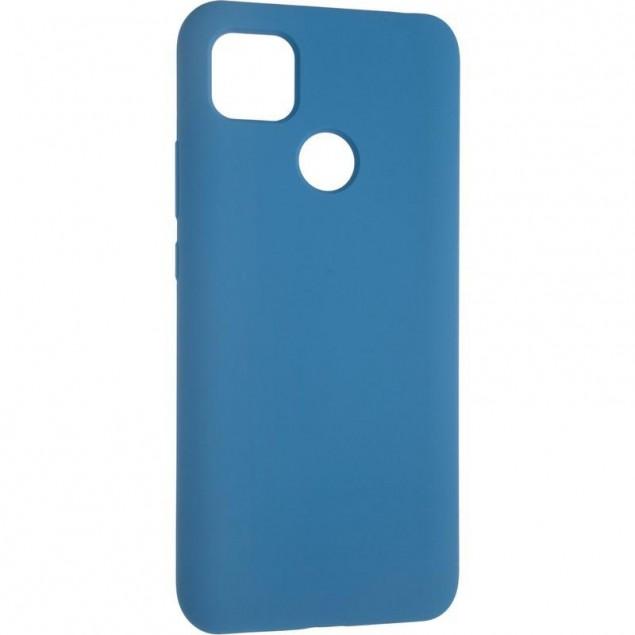 Original 99% Soft Matte Case for Huawei P Smart (2021) Blue