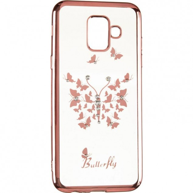 Beckberg Breathe seria (New) for Samsung A405 (A40) Butterfly