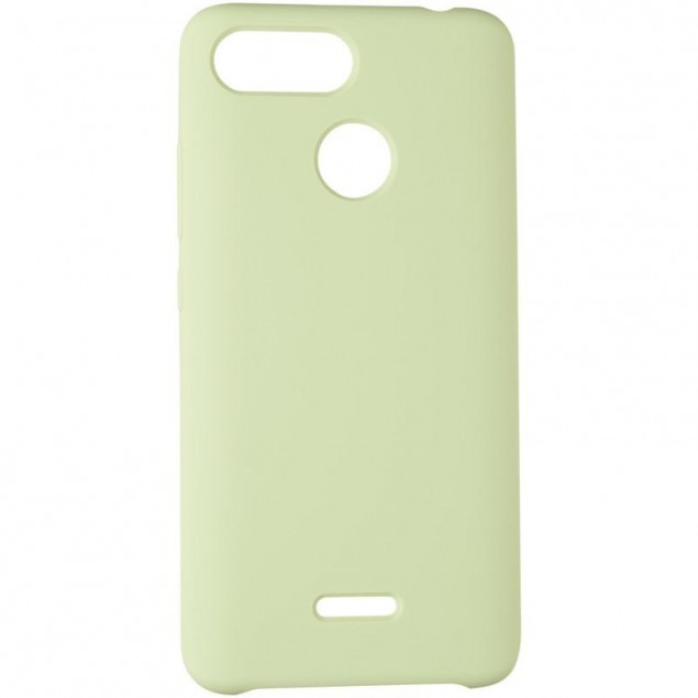 Original 99% Soft Matte Case for Xiaomi Redmi 6 Green