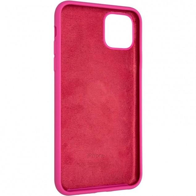 Original Full Soft Case for iPhone 12 Pro Max Dragon Fruit