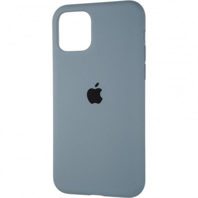 Original Full Soft Case for iPhone 11 Pro Granny Grey