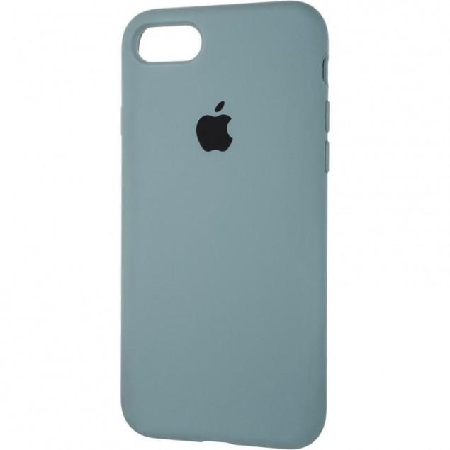 Original Full Soft Case for iPhone 7/8/SE Granny Grey