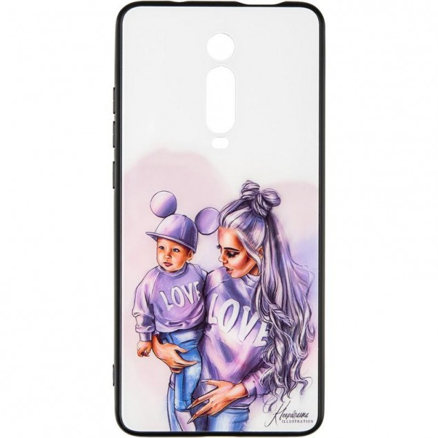 Girls Case for iPhone 7/8 №1