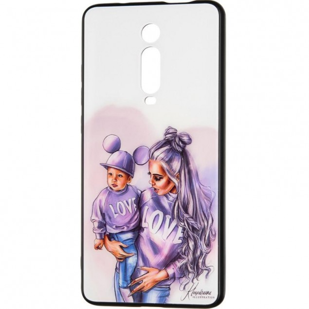 Girls Case for iPhone X/XS №1