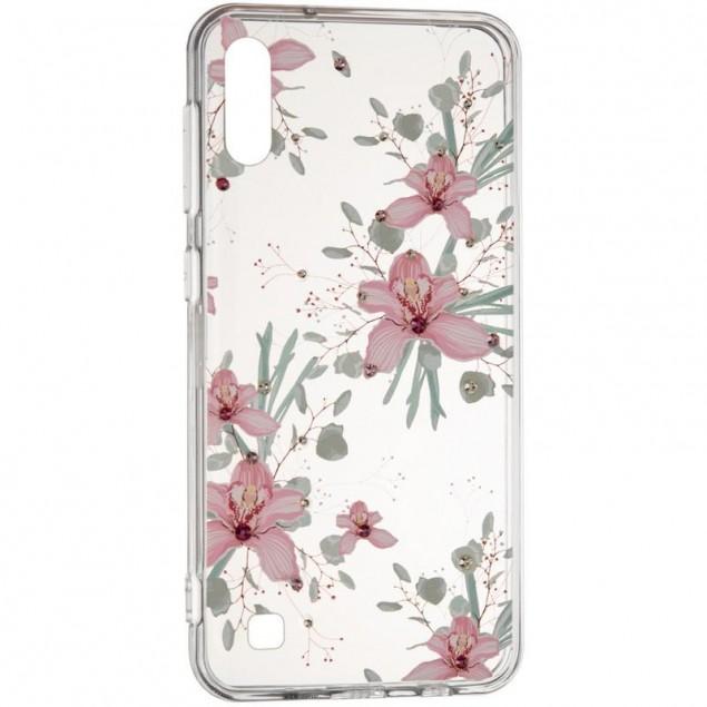 Diamond Silicon Younicou (New) Samsung A105 (A10) Orchid