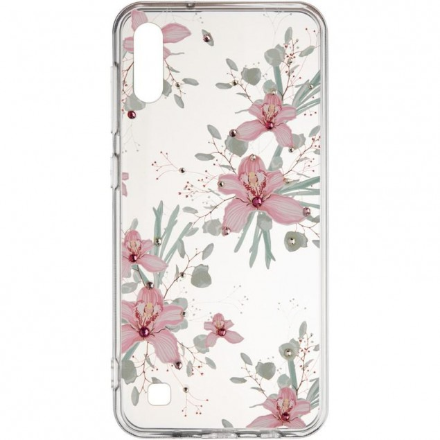 Diamond Silicon Younicou (New) Samsung A205 (A20) Orchid