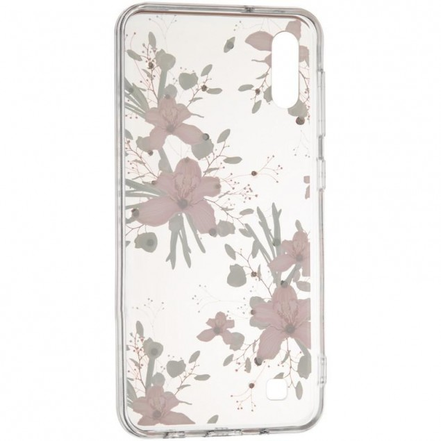 Diamond Silicon Younicou (New) Samsung A305 (A30) Orchid