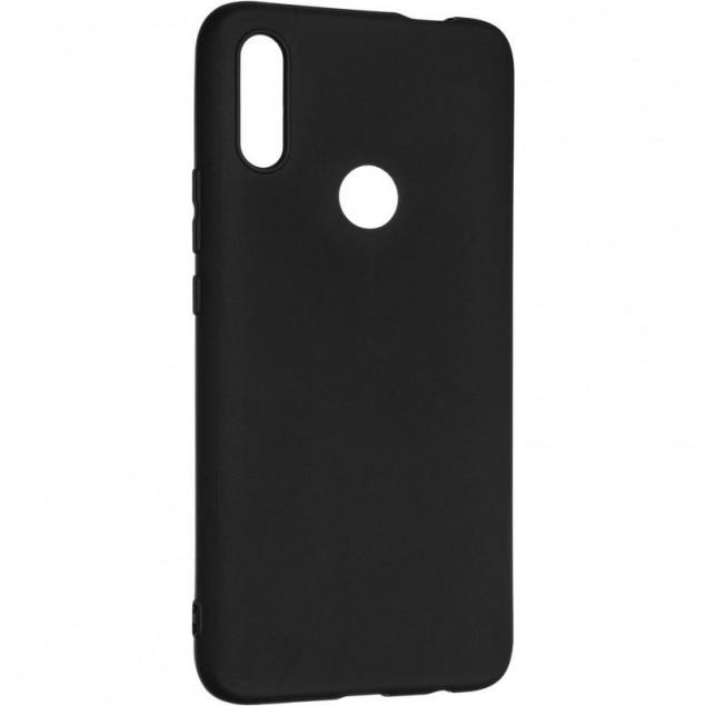 Original Silicon Case Huawei P Smart Z Black