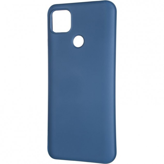 Full Soft Case for Xiaomi Redmi 9c Blue