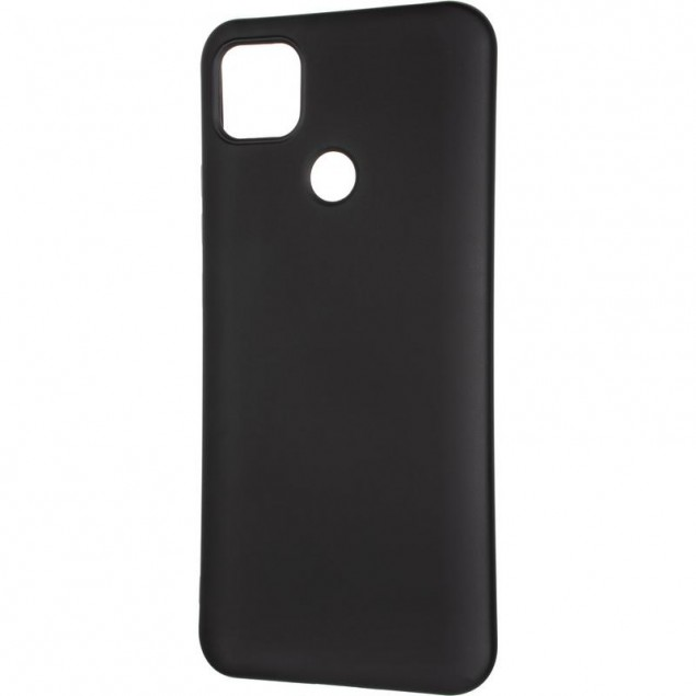 Full Soft Case for Xiaomi Redmi 9c Black