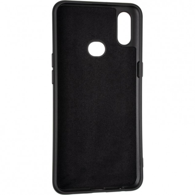 Full Soft Case for Samsung A107 (A10s) Black