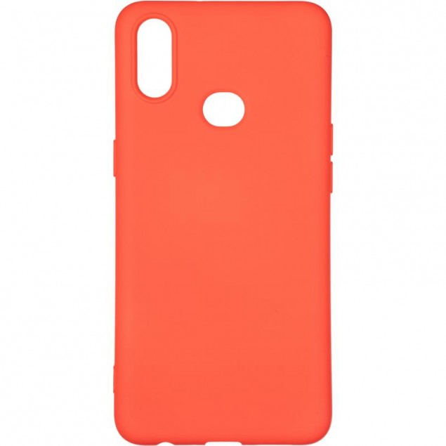 Full Soft Case for Samsung A107 (A10s) Red