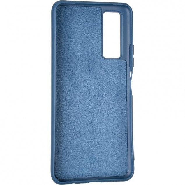 Full Soft Case for Huawei P Smart (2021) Blue