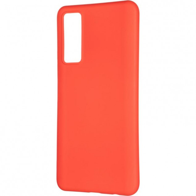 Full Soft Case for Huawei P Smart (2021) Red