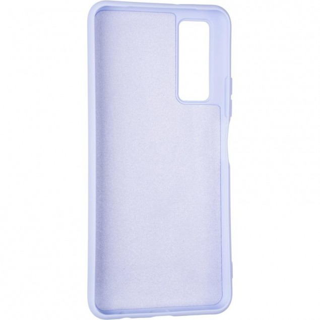 Full Soft Case for Huawei P Smart (2021) Violet