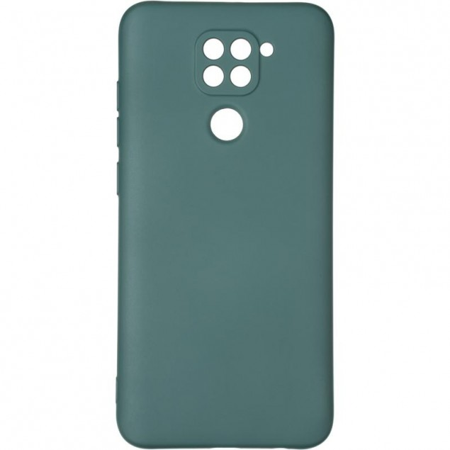 Full Soft Case for Xiaomi Redmi Note 9 Dark Green