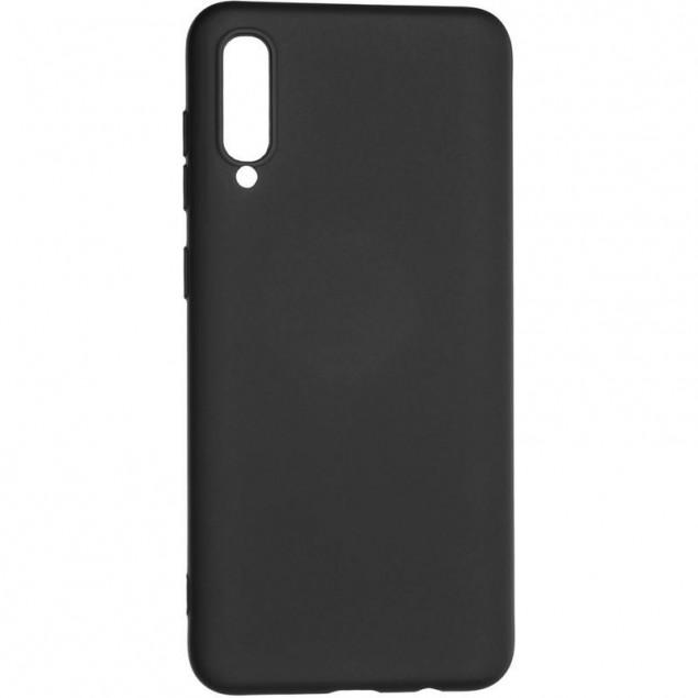 Full Soft Case for Samsung A505 (A50) Black