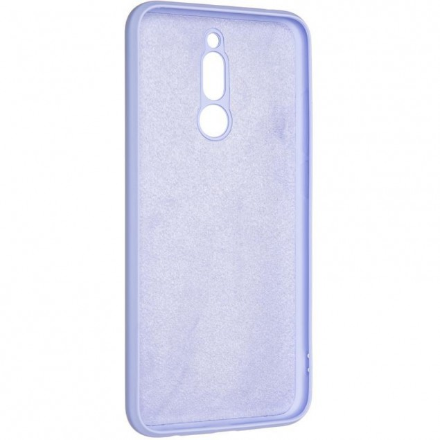 Full Soft Case for Xiaomi Redmi 8 Violet