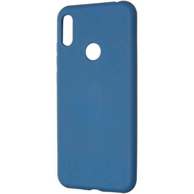 Full Soft Case for Huawei Y6s (2019)/Y6 Prime (2019)/Honor 8a Blue