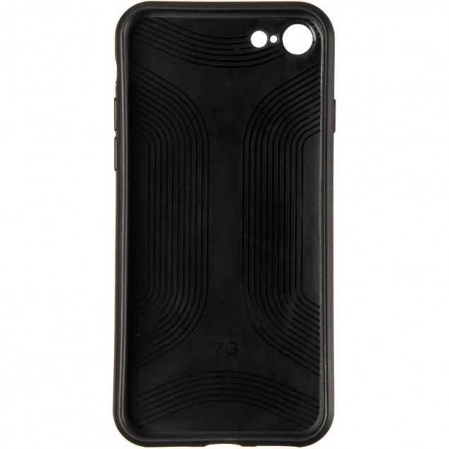Leather Prime Case for iPhone 7 Plus/8 Plus Black