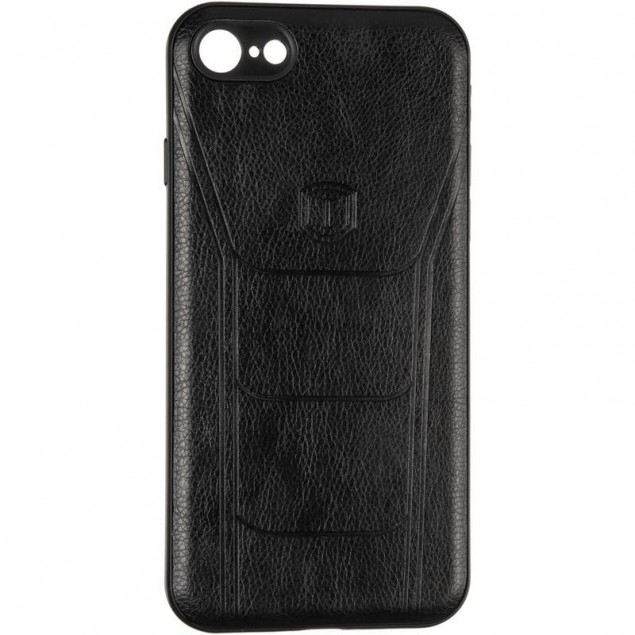 Leather Prime Case for Samsung A205 (A20) Black