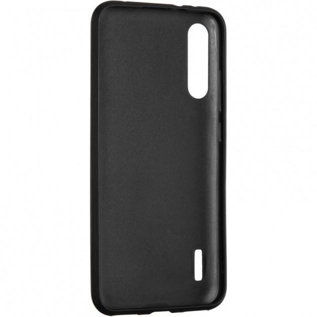 Jesco Leather Case for Xiaomi Mi A3/CC9e Black