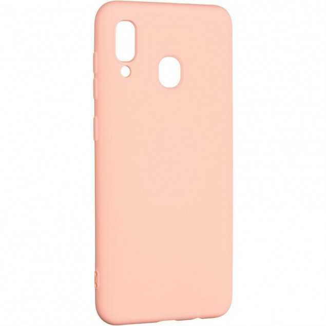 Full Soft Case for Samsung A305 (A30) Pink