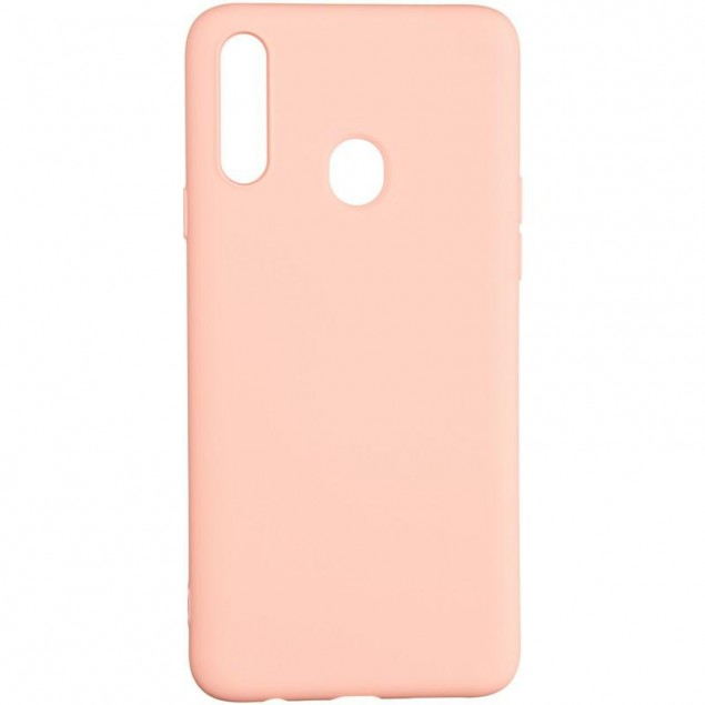 Full Soft Case for Samsung A207 (A20s) Pink