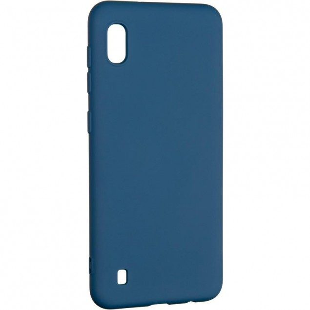 Full Soft Case for Samsung A105 (A10) Blue