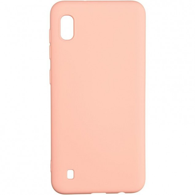 Full Soft Case for Samsung A105 (A10) Pink