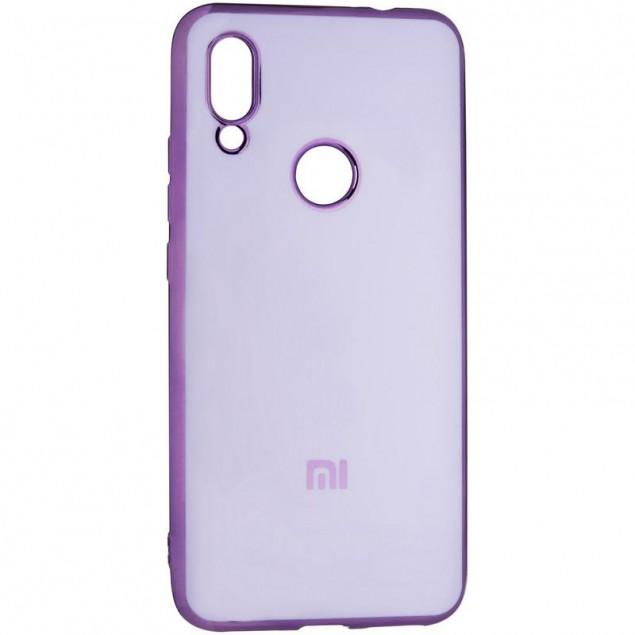 Anyland Deep Farfor Case for Xiaomi Redmi 7 Violet