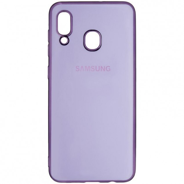Anyland Deep Farfor Case for Samsung A205 (20) Violet