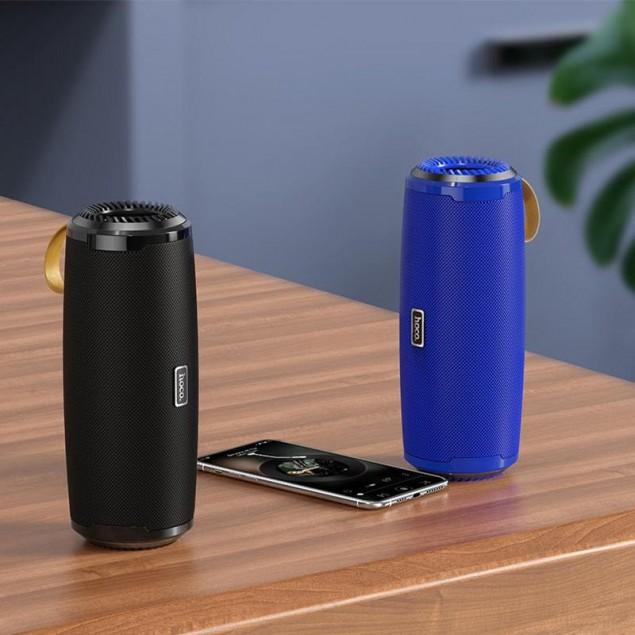 Bluetooth Speaker Hoco BS38 Blue