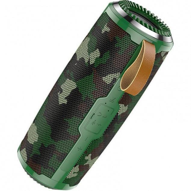 Bluetooth Speaker Hoco BS38 Camouflage Green
