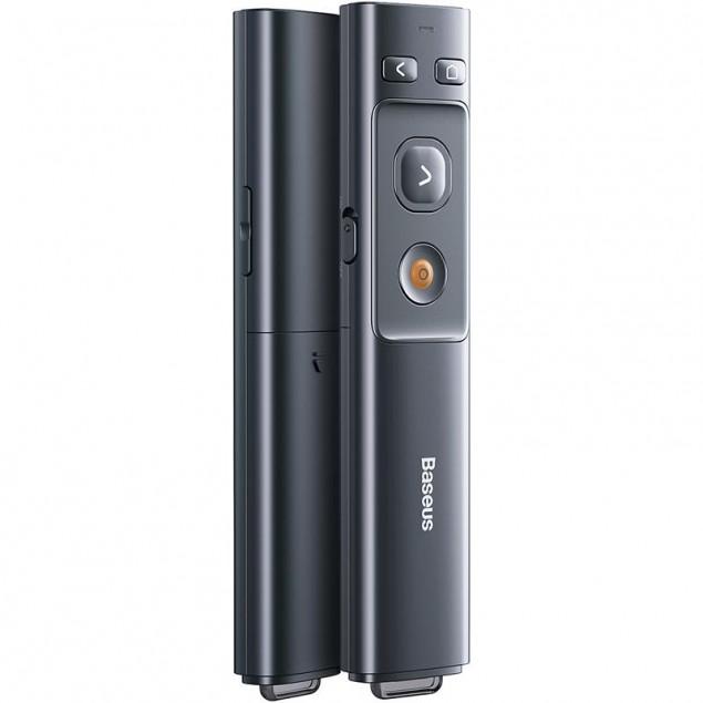 Baseus Orange Dot Bluetooth Wireless Presenter Laser Pointer (лазерная указка)