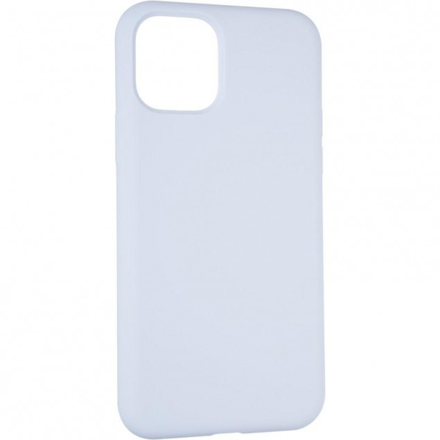 Original Full Soft Case for iPhone 11 Pro Lilac (without logo)