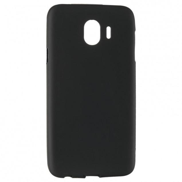 Original Silicon Case Huawei P40 Black