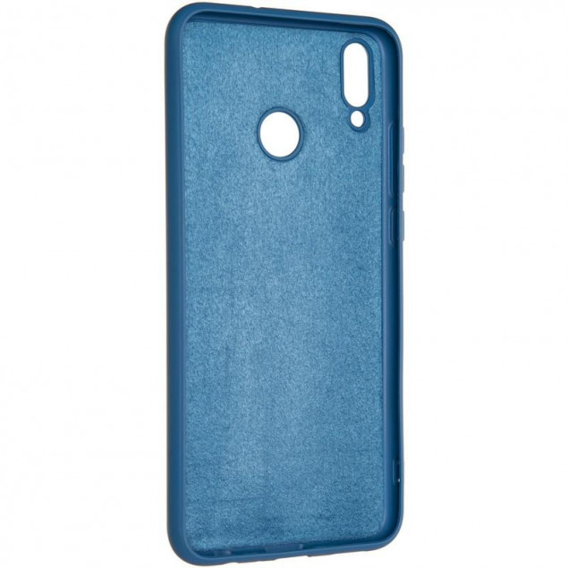 Full Soft Case for Samsung A025 (A02s) Blue