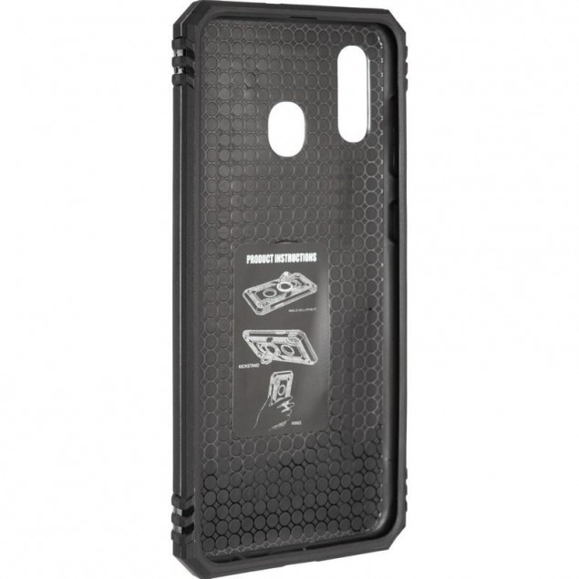 HONOR Hard Defence Series New for Samsung A305 (A30) Black