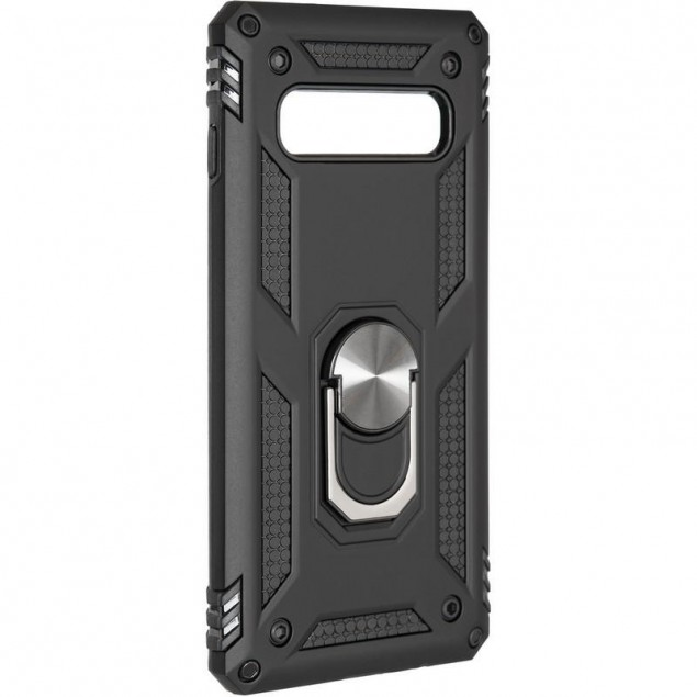 HONOR Hard Defence Series New for Samsung G973 (S10) Black